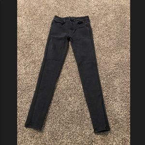 American eagle skinny jeans 8 X LONG